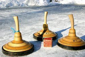 Eisstock Ortsmeisterschaft @ Eisbahnen St. Leonhard
