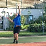 USTL Tennis wieder im Rennen