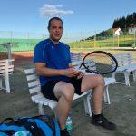 Tennis-Herren zurück auf der Erfolgsspur