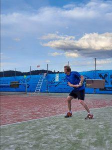 Tennis - Heimspiel gegen Königswiesen @ Tennisplatz St. Leonhard